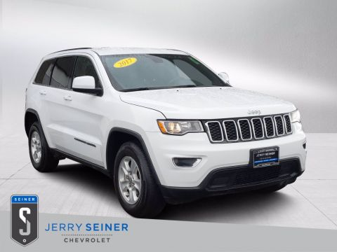 Pre-Owned 2017 Jeep Grand Cherokee Laredo 4WD Sport Utility