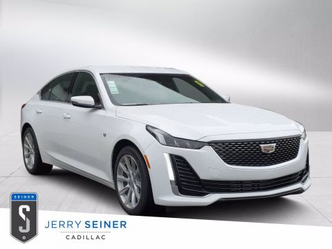 New 2020 Cadillac CT5 Luxury RWD 4dr Car
