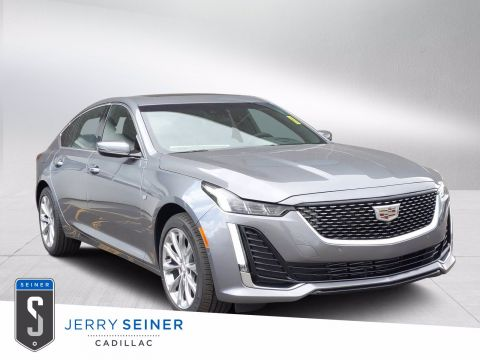 New 2020 Cadillac CT5 Premium Luxury RWD 4dr Car