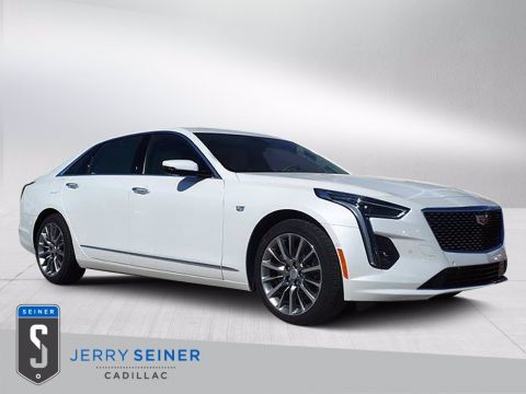 2019 Cadillac CT6 Platinum AWD