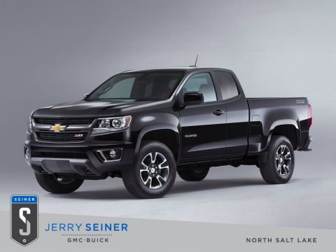 Pre-Owned 2020 Chevrolet Colorado 4WD Z71 4WD Crew Cab Pickup