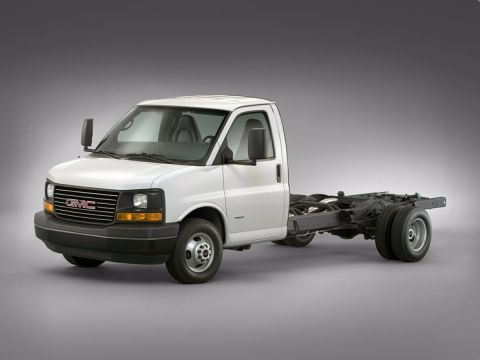 New 2019 GMC Savana Commercial Cutaway 3500 RWD Specialty Vehicle