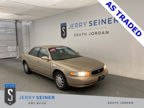 Pre-Owned 2004 Buick Century Custom FWD 4dr Car