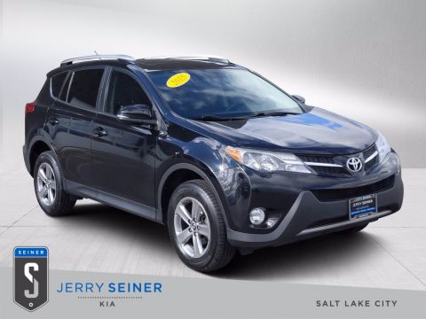 Certified Pre-Owned 2015 Toyota RAV4 XLE AWD Sport Utility