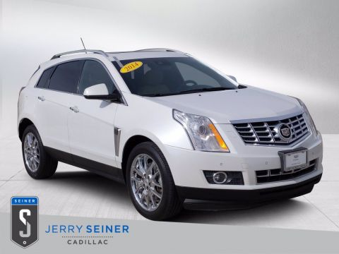 Pre-Owned 2014 Cadillac SRX Premium Collection AWD Sport Utility