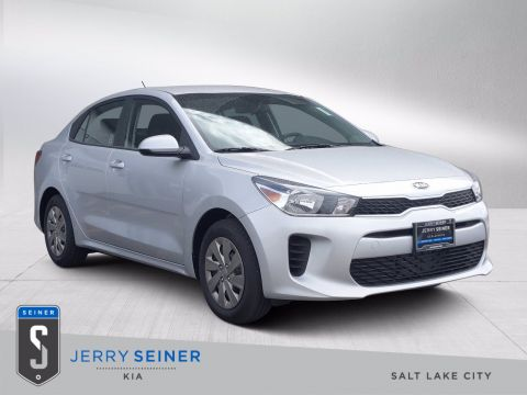New 2020 Kia Rio S FWD 4dr Car