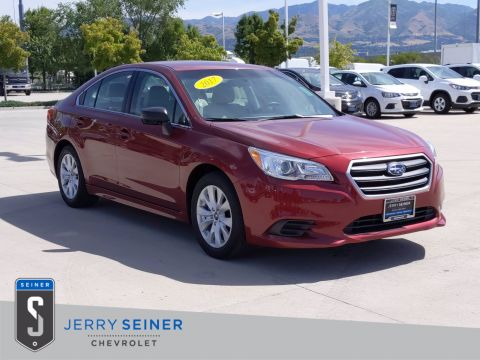 Pre-Owned 2017 Subaru Legacy 2.5i AWD 4dr Car