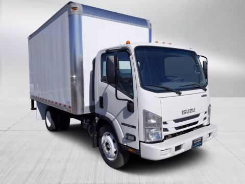 2019 Isuzu NPR Gas HD 132