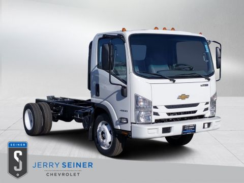2019 Chevrolet 4500 LCF Gas Base