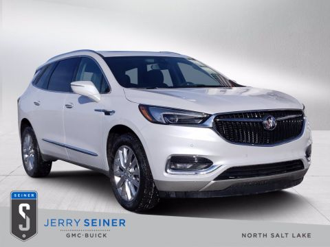 New 2020 Buick Enclave Premium AWD Sport Utility