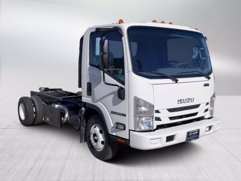 New 2021 Isuzu NPR HD 132