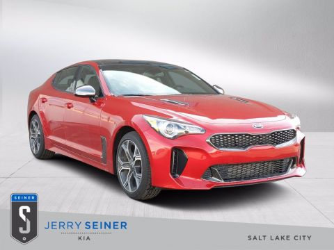 New 2020 Kia Stinger GT-Line AWD 4dr Car